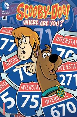 Scooby-Doo! Where Are You? (Comic Book) #41