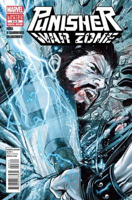 Punisher War Zone Vol. 3 #3