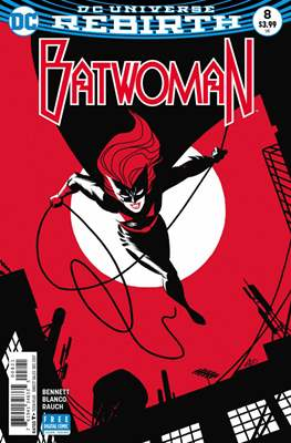Batwoman Vol. 2 (2017- Variant Covers) (Comic book) #8.1