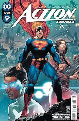 Action Comics Vol. 1 (1938-2011; 2016-) #1033
