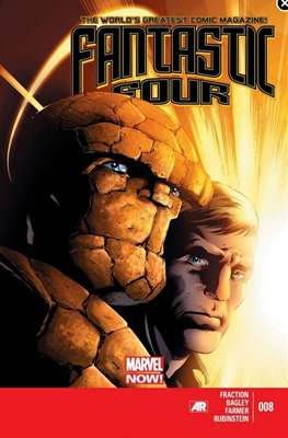 Fantastic Four vol. 4 (Digital) #8