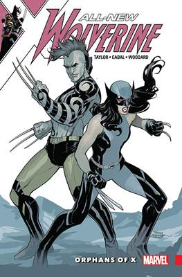 All-New Wolverine (2016) (Softcover) #5