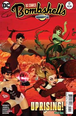 DC Comics: Bombshells (Comic Book) #17
