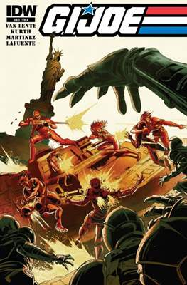 G.I.Joe (2013-2014) #8