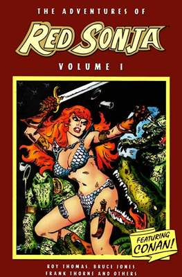 The Adventures of Red Sonja (2005-2007) (Rústica) #1