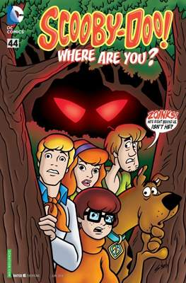 Scooby-Doo! Where Are You? (Comic Book) #44