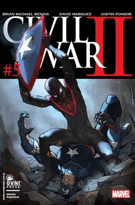 Civil War II (Rústica) #5