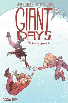 Giant Days. 2016 Holiday Special #1