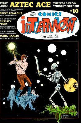 David Anthony Kraft's Comics Interview #10