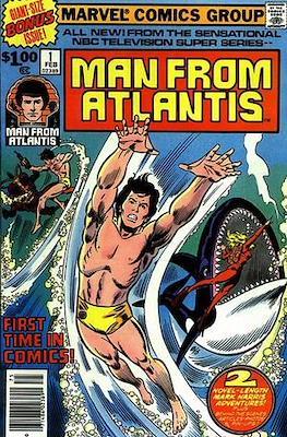 Man from Atlantis (Comic-book.) #1