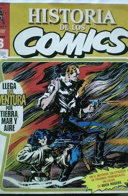 Historia de los Cómics #6
