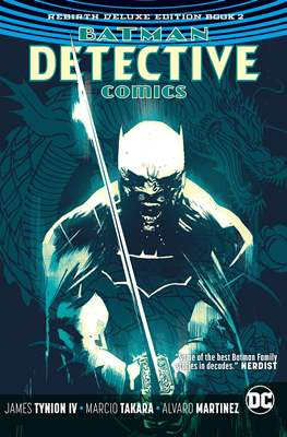 Batman Detective Comics: Rebirth Deluxe Edition (Hardcover 384 pages) #2