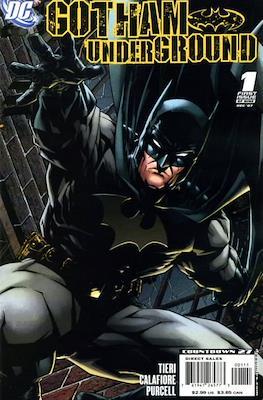Gotham Underground #1