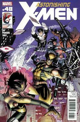 Astonishing X-Men (Vol. 3 2004-2013) (Comic Book) #48