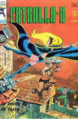 Patrulla-X Vol. 3 (1976-1980) (Rústica 40 pp) #24