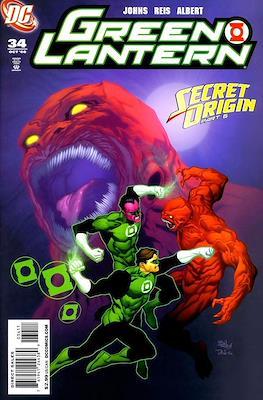 Green Lantern Vol. 4 (2005-2011) (Comic book) #34