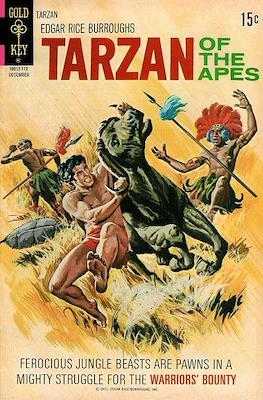 Tarzan (Comic-book) #205