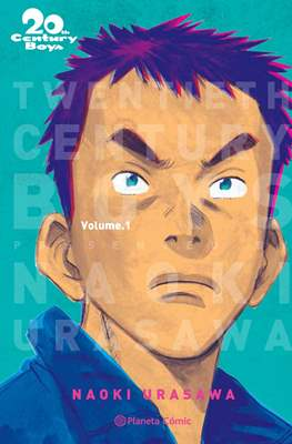 20th Century Boys (Kanzenban) #1