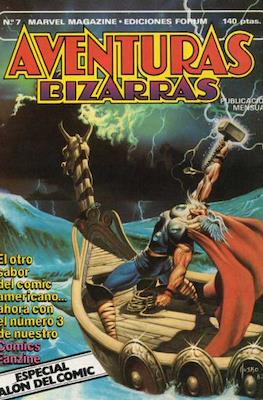 Aventuras Bizarras (1983-1985) (Grapa 72 pp) #7