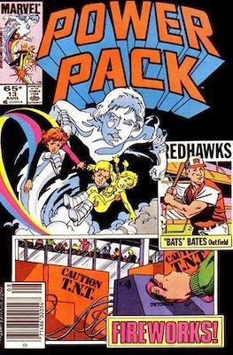 Power Pack (1984-1991; 2017) (Grapa) #13