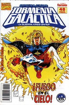 Operación: Tormenta Galáctica (1992-1993) (Grapa) #9