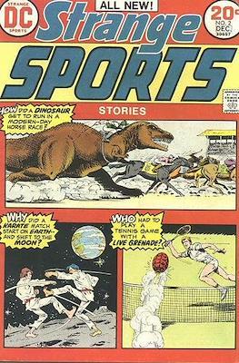 Strange Sports Stories #2