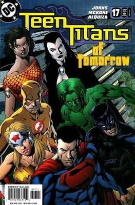 Teen Titans Vol. 3 (2003-2011) (Comic Book) #17