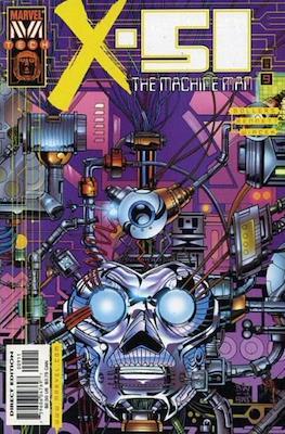X-51 (Comic Book) #9