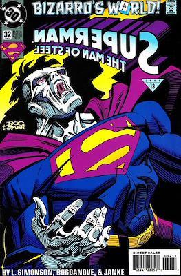 Superman: The Man of Steel (Comic book) #32