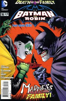Batman and Robin Vol. 2 (2011-2015) #16