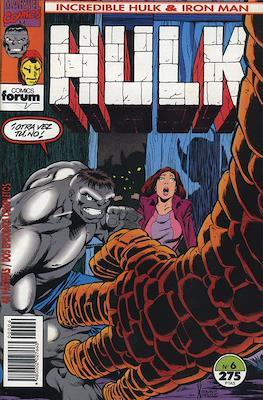 Hulk & Iron Man (1993) #6