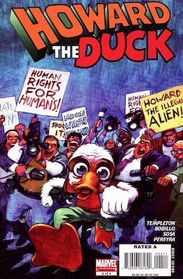 Howard the Duck Vol. 4 (2007) (comic-book) #4