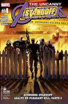The Uncanny Avengers Vol. 2 (Revista) #4
