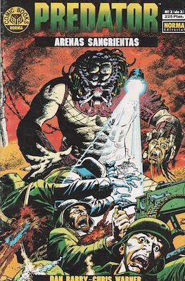 Predator. Arenas sangrientas #2