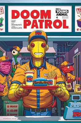 Doom Patrol Vol. 6 #4