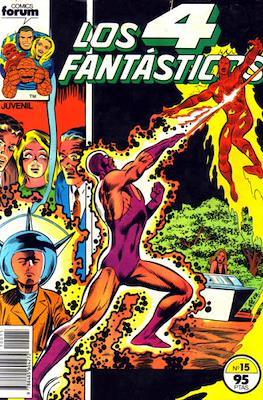 Los 4 Fantásticos Vol. 1 (1983-1994) (Grapa 36-32-24 pp) #15