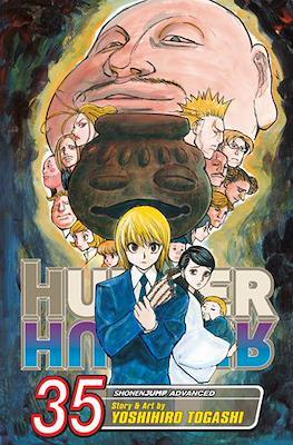 Hunter x Hunter (Softcover) #35