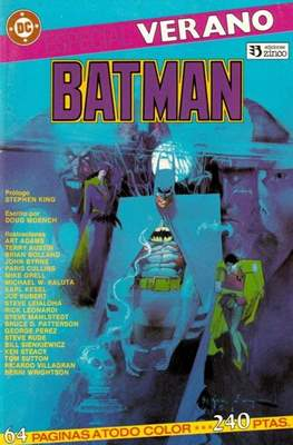 Batman (1987-1993). Especiales (Grapa) #1