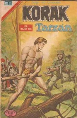 Korak, el hijo de Tarzán (Grapa 36 pp) #28
