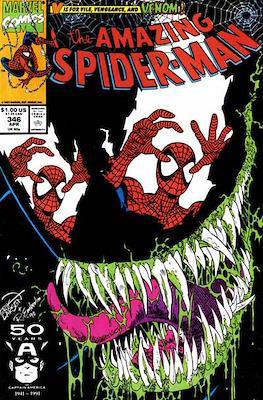 The Amazing Spider-Man Vol. 1 (1963-1998) (Comic-book) #346
