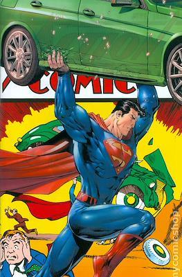 Action Comics Vol. 1 (1938-2011; 2016-... Variant Covers) (Comic Book) #1.2