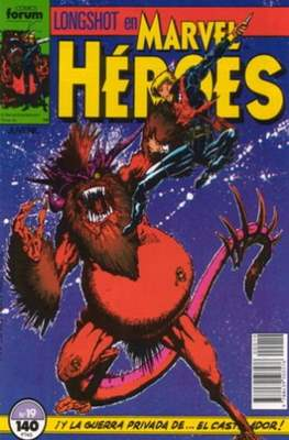 Marvel Héroes (1986-1993) (Grapa 32 pp) #19