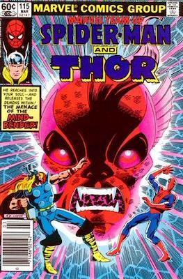 Marvel Team-Up Vol. 1 (Comic-Book) #115