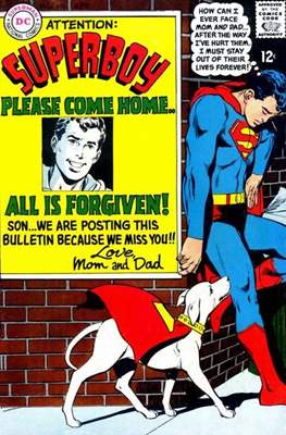 Superboy Vol.1 / Superboy and the Legion of Super-Heroes (Comic Book) #146