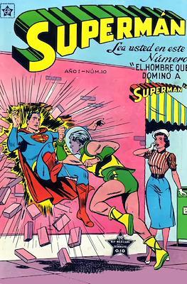 Supermán #10