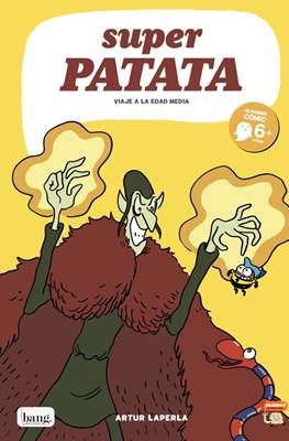 Super Patata (Rústica 56-64 pp) #10
