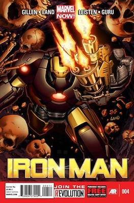 Iron Man (Vol. 5 2012-2014) (Comic-Book) #4