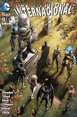 Liga de la Justicia Internacional. Nuevo Universo DC (Rústica 96-96-160 pp) #3