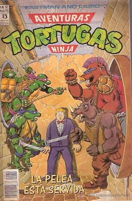 Aventuras Tortugas Ninja (Grapa) #12