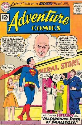 New Comics / New Adventure Comics / Adventure Comics (1935-1983; 2009-2011) (Saddle-Stitched) #292